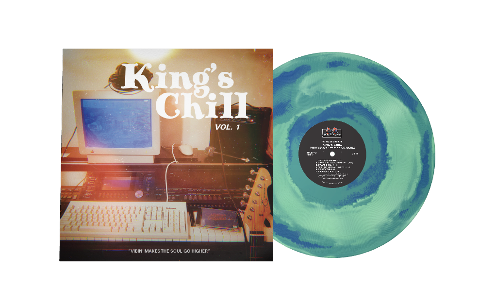 King's Chill Vol. 1 - Front