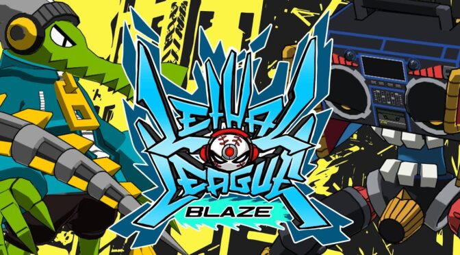 Limited Run Games to release Lethal League + Blaze vinyl soundtracks