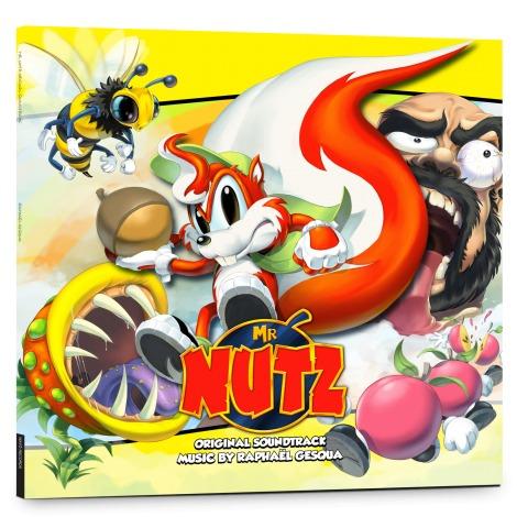 Mr. Nutz - Front