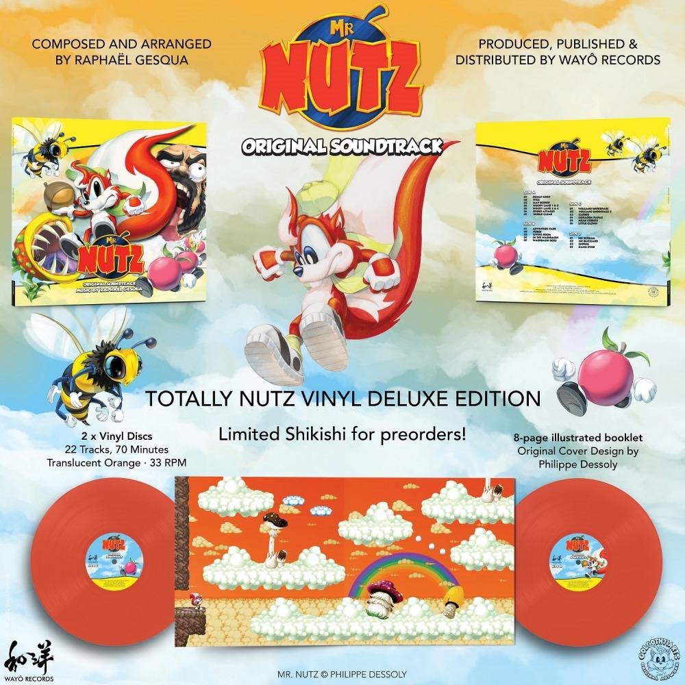 Mr. Nutz - Promo