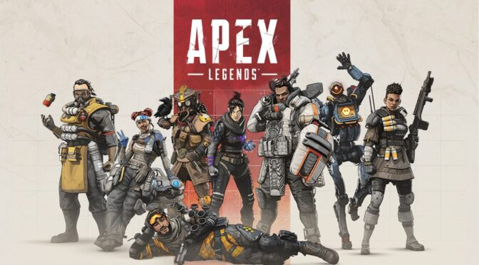 Enjoy The Ride Records releasing Apex Legends vinyl soundtrack
