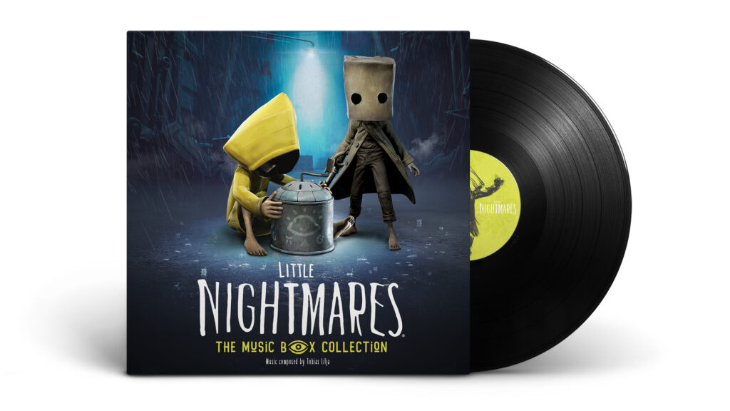 Little Nightmares I & II - Front
