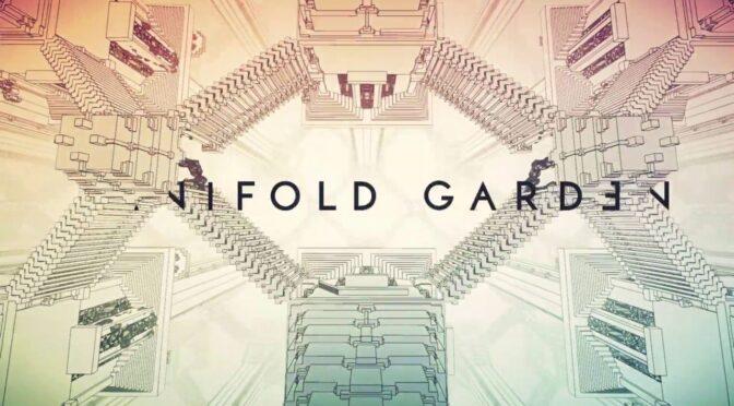iam8bit to release the Manifold Garden soundtrack on vinyl