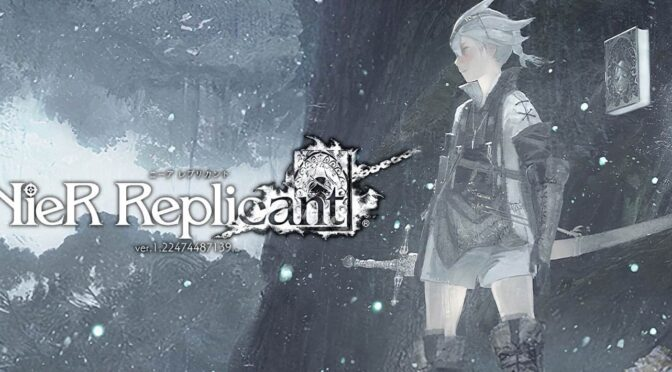NieR Replicant 4LP box set now up for preorder from Square Enix