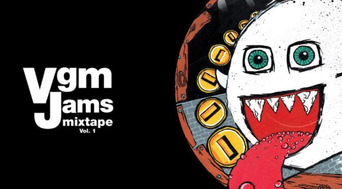 VGM Jams Mixtape Vol. 1 arrangement album can be backed on Qrates now