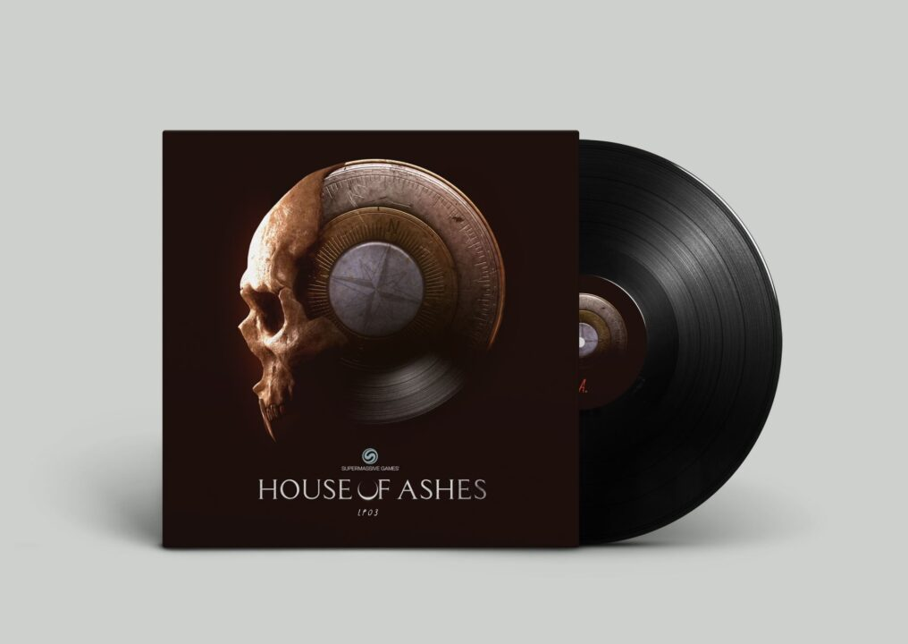 The Dark Pictures: House Of Ashes - Front