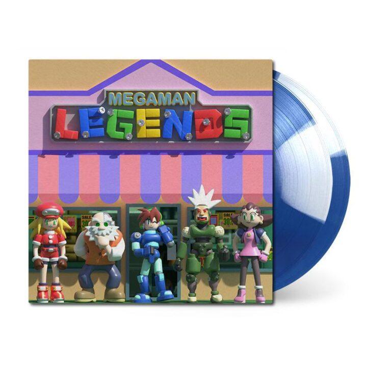 Mega Man Legends - Front BSR