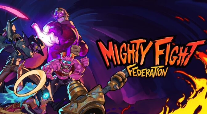 Yetee Records to release the Mighty Fight Federation Soundtrack on vinyl