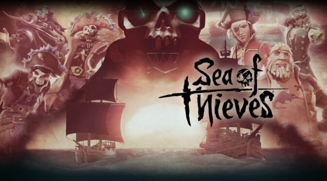 Sea Of Thieves vinyl soundtrack up for preorder from iam8bit