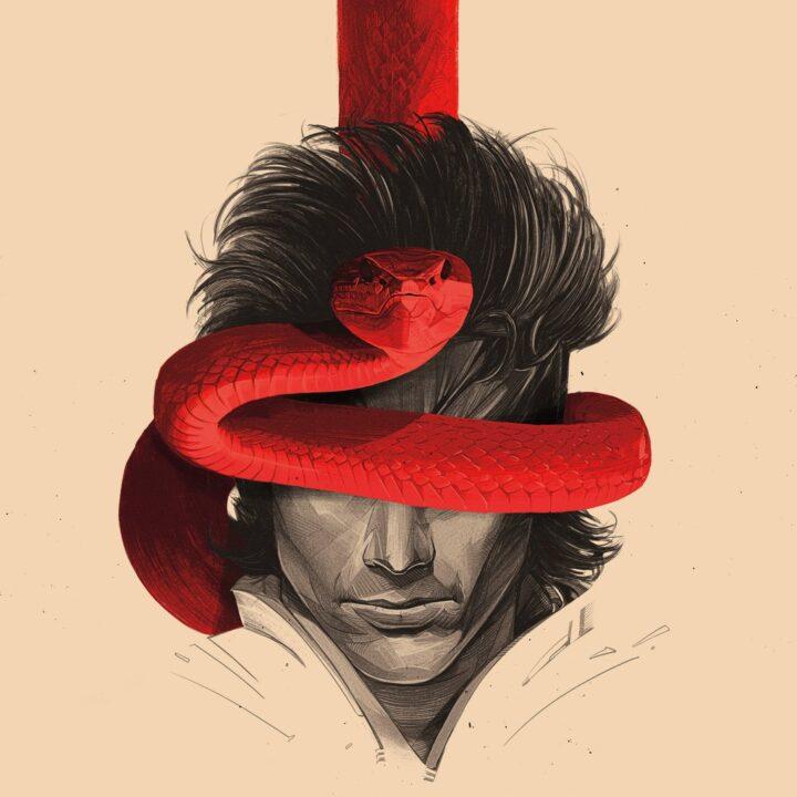 Snake's Revenge - Front