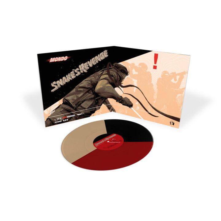 Snake's Revenge - Gatefold + Vinyl