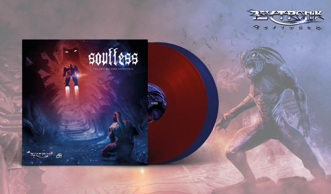 Soulless I & II - Front Mockup