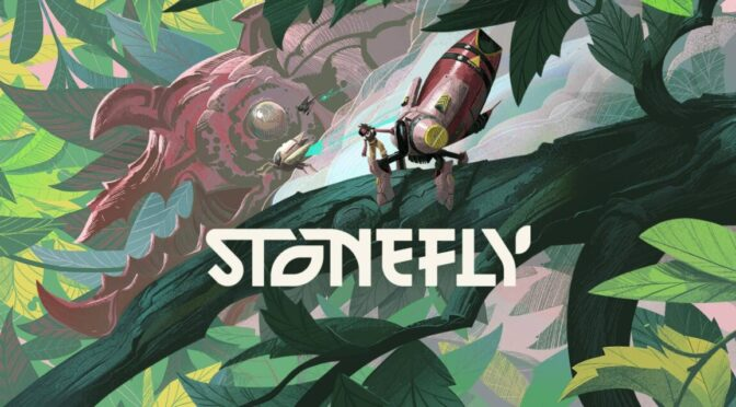 Stonefly soundtrack can be preordered on vinyl via Diggers Factory