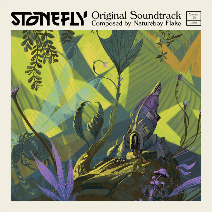 Stonefly - Front
