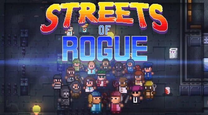 Ship To Shore ready with preorders for Streets Of Rogue vinyl soundtrack