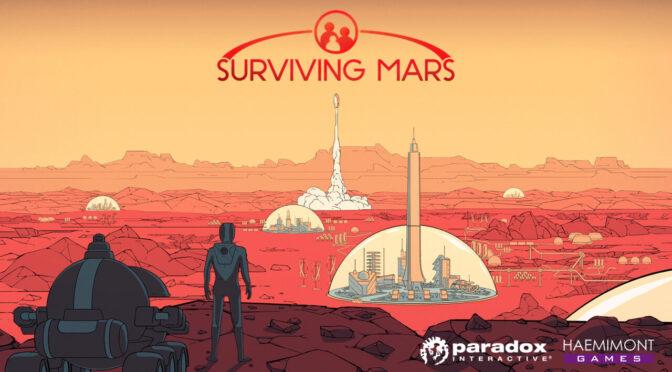 Surviving Mars - Feature