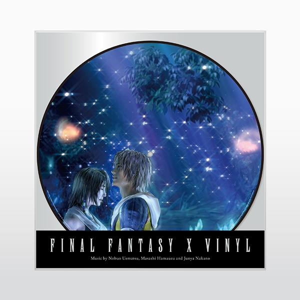 Final Fantasy X - Vinyl A