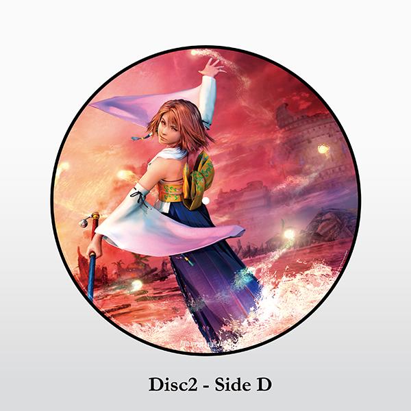 Final Fantasy X - Vinyl D