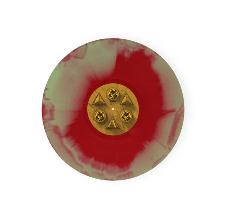 The Songs Of Time - Red/Green Vinyl