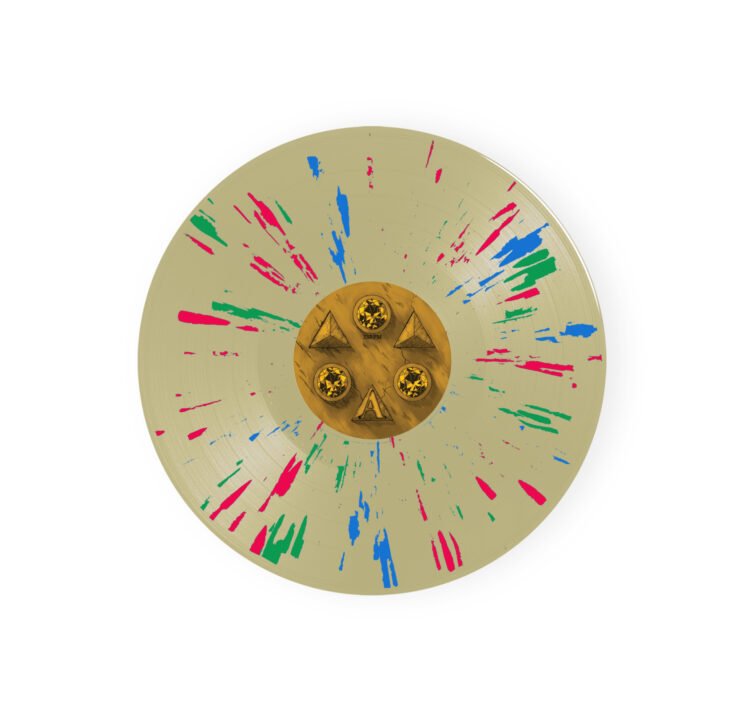 The Songs Of Time - Splatter Vinyl