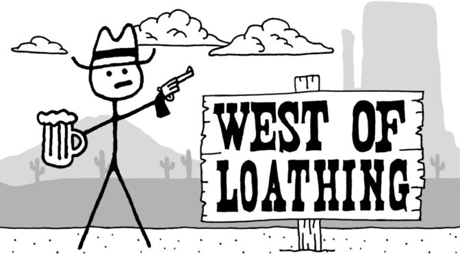 West Of Loathing vinyl soundtrack preorders live from Ship To Shore now
