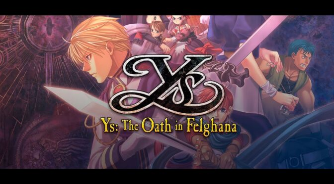 Wayô Records to release Ys: The Oath In Felghana and Ys III on vinyl