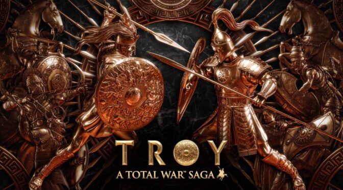 A Total War Saga: Troy vinyl preorders now up from Laced Records