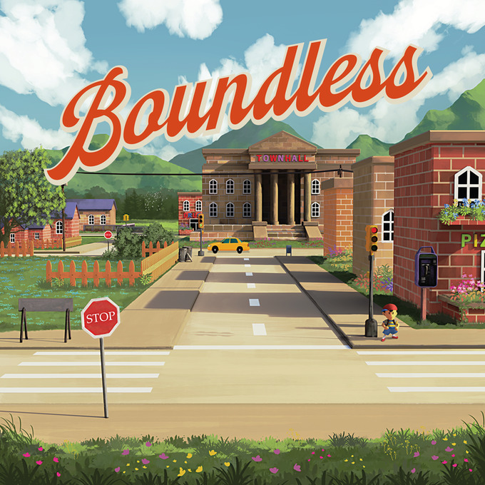 Boundless - Front