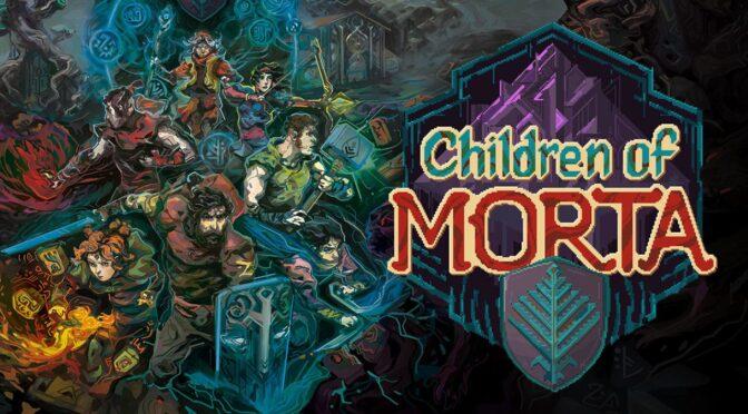 Children Of Morta vinyl soundtrack up for preorder via Minimum Records