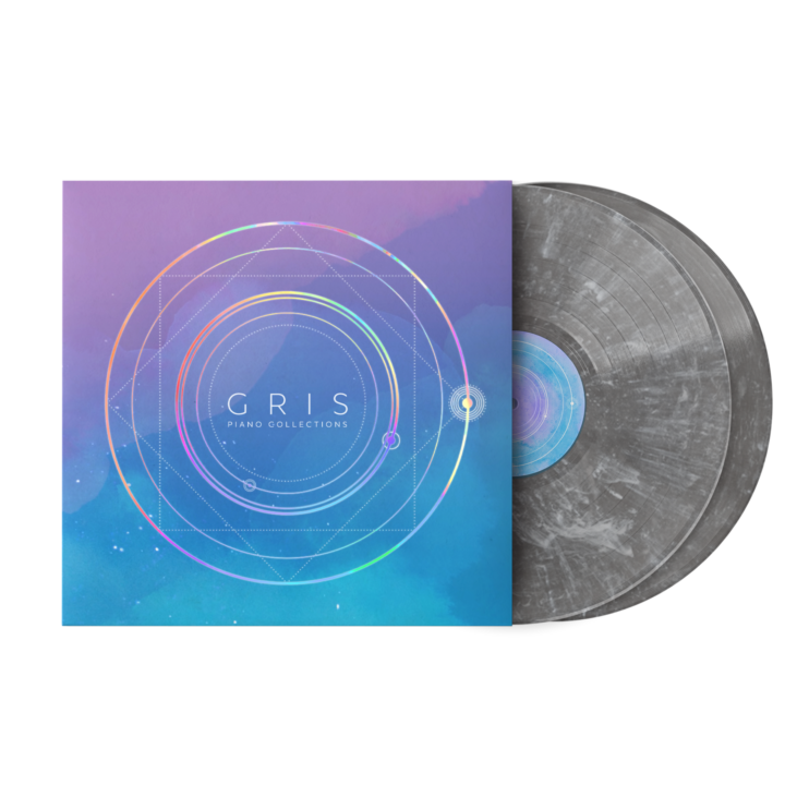 Gris Piano Collections - Front