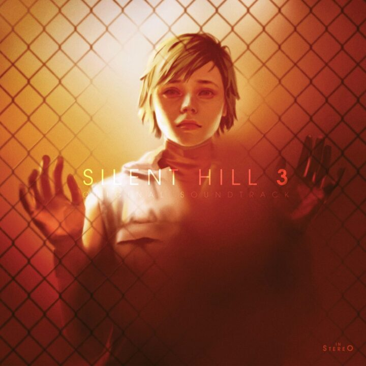 Silent Hill 3 - Front