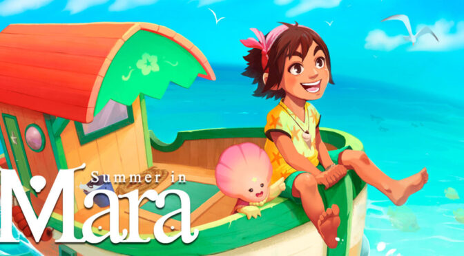 The Summer In Mara soundtrack up for preorder on vinyl