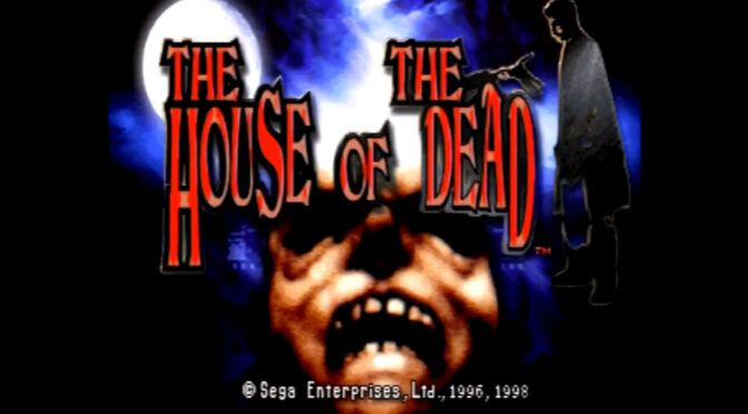 The House Of The Dead 1 & 2 vinyl are now available to preorder from Cartridge Thunder