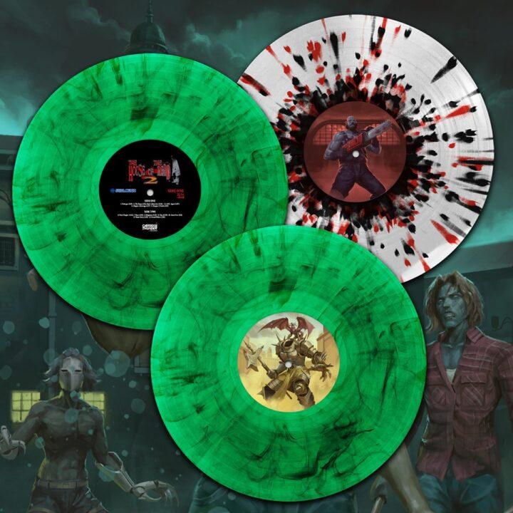The House Of The Dead - Splatter Vinyl