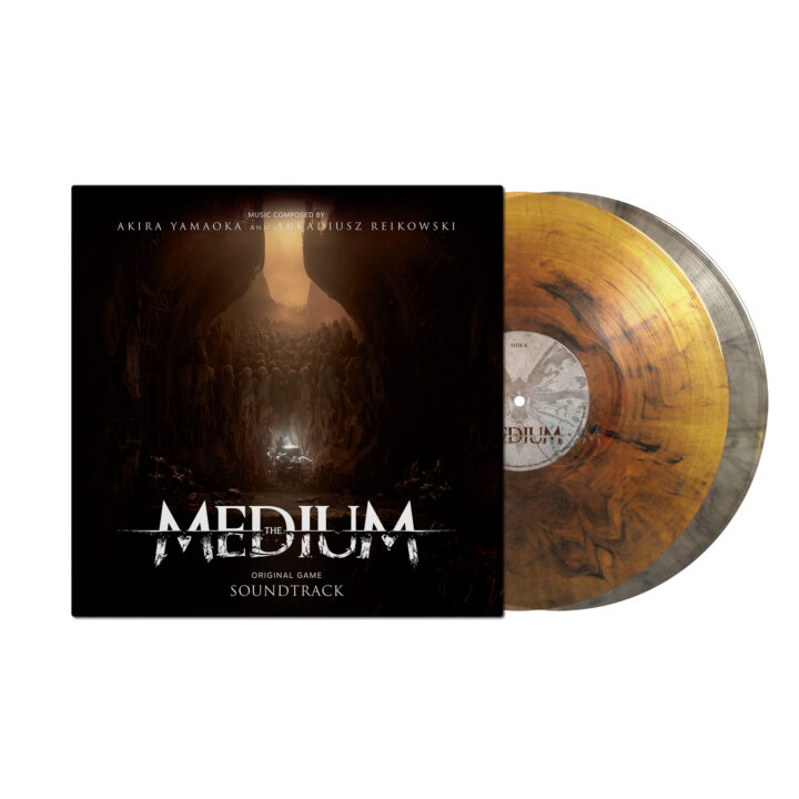 The Medium - Front (Limited)