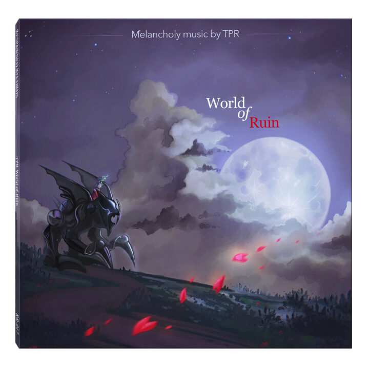 World Of Ruin - Front