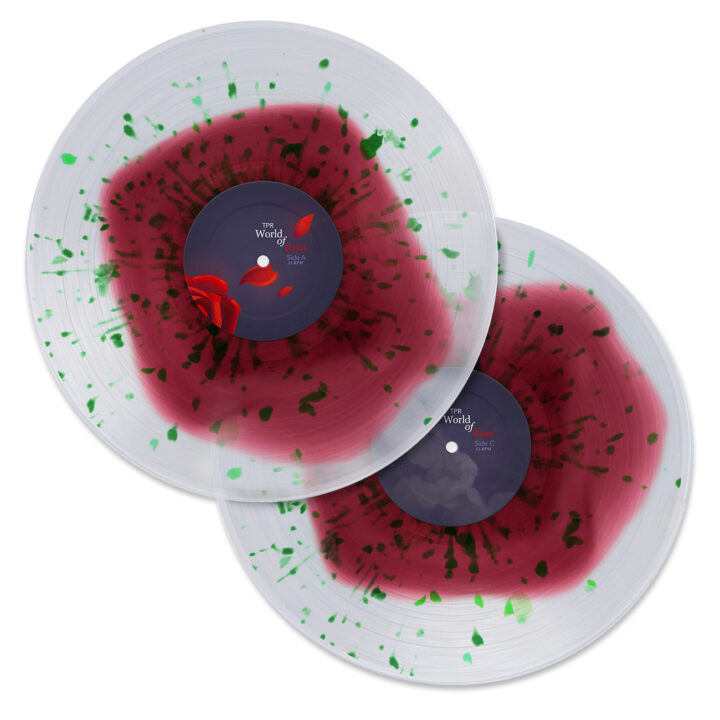 World Of Ruin - Vinyl (Color-In-Color)