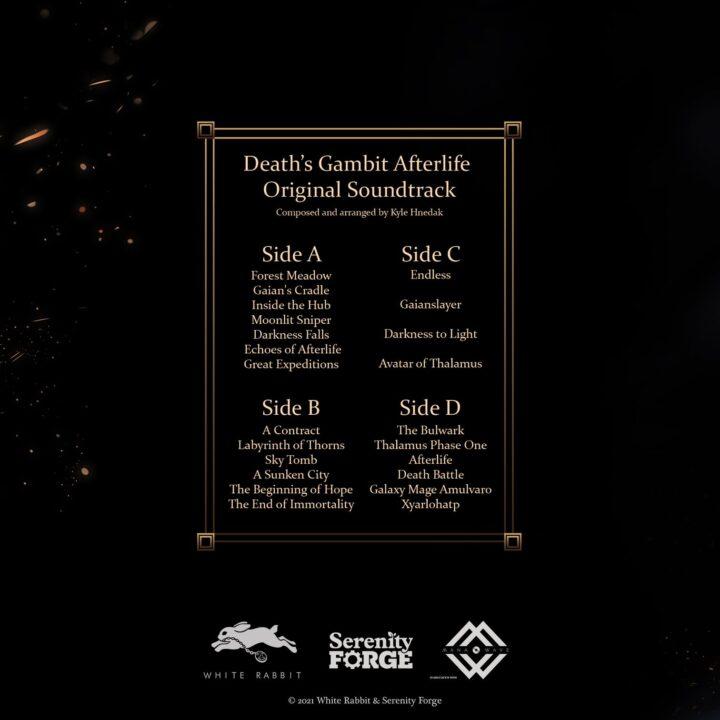 Death's Gambit - Back