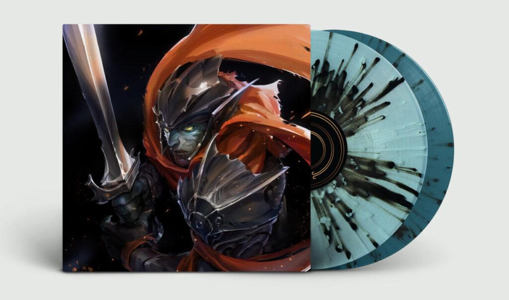 Death's Gambit - Front & Vinyl