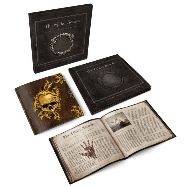 The Elder Scrolls Online - Contents