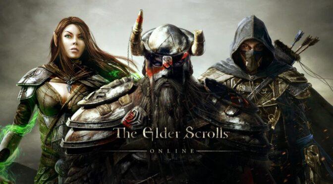 The Elder Scrolls Online vinyl box set up for preorder via Spacelab9