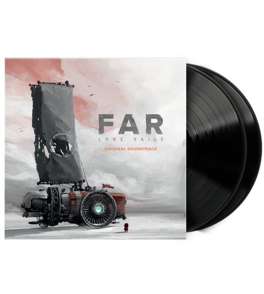 FAR: Lone Sails - Front