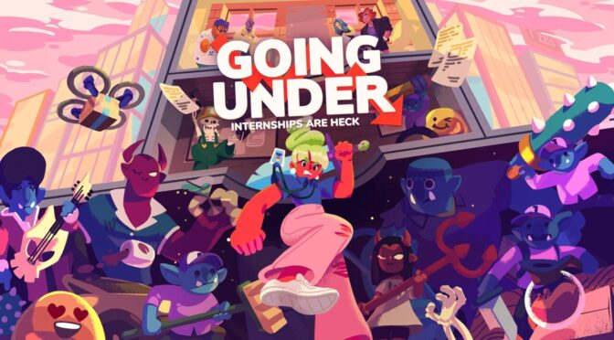 Going Under - Feature