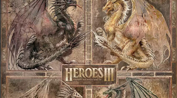 Gamemusic Records releasing Heroes Of Might And Magic III vinyl soundtrack