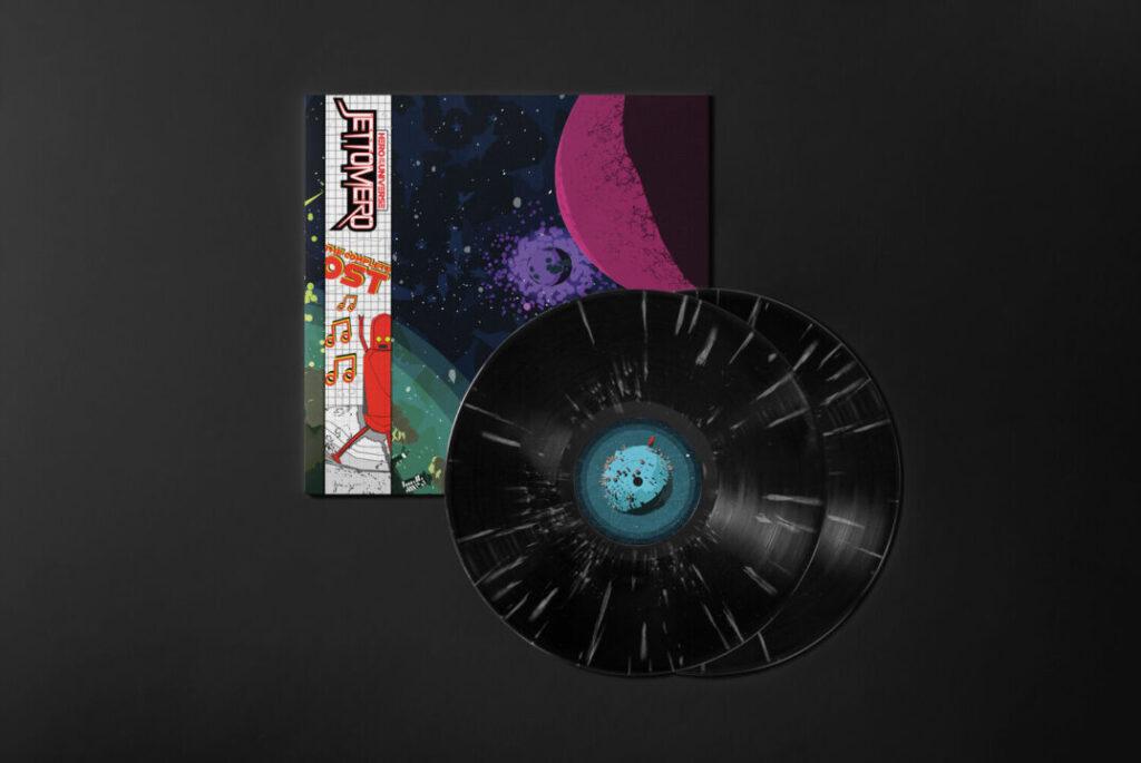 Jettomero - Vinyl, Splatter