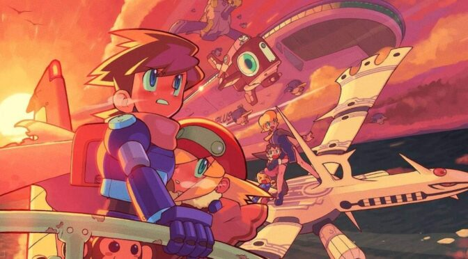 Mega Man Legends 2 - Feature