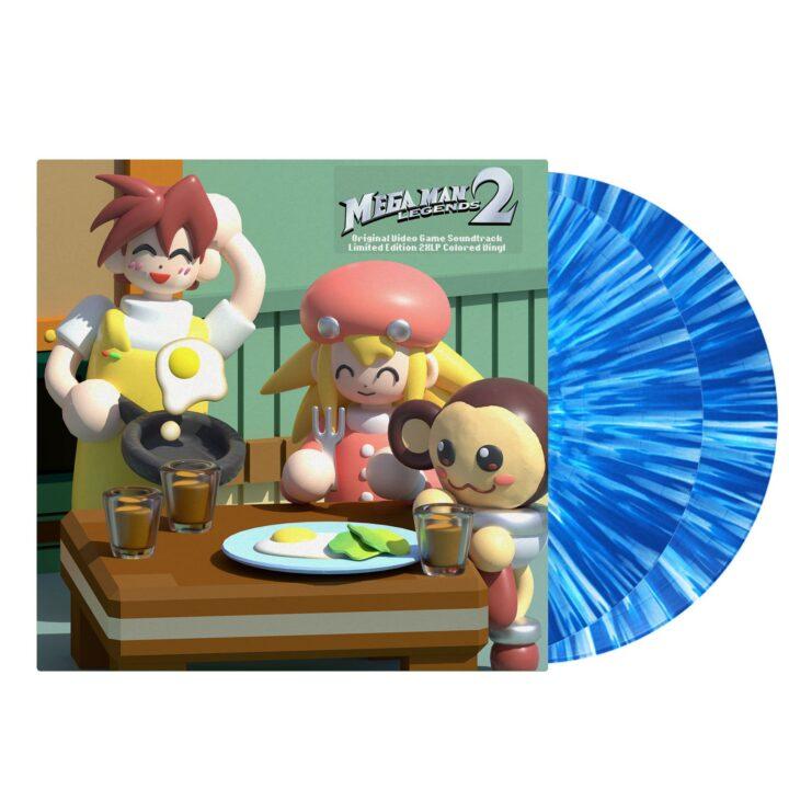 Mega Man Legends 2 - Front, Limited
