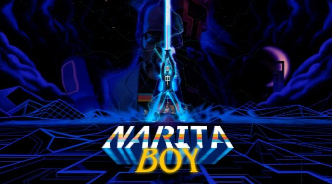 Narita Boy soundtrack now available to order on vinyl