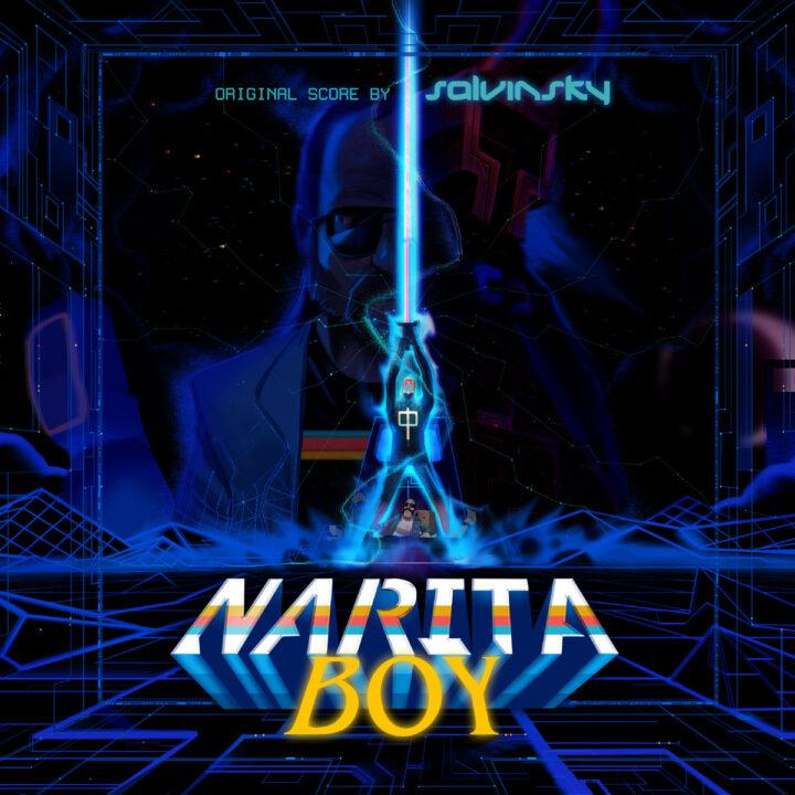 Narita Boy - Front