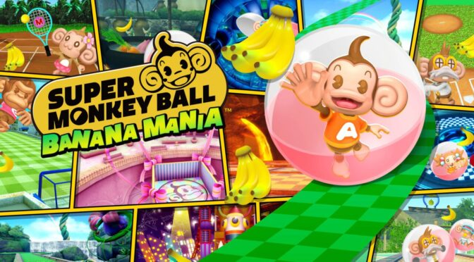 Super Monkey Ball Banana Mania - Feature